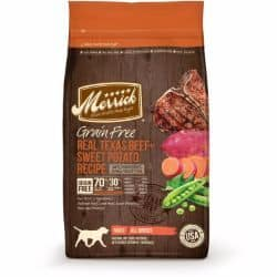 Merrick Grain Free Recipe Dry Dog Food