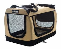 Milliard Deluxe Folding Pet Carrier
