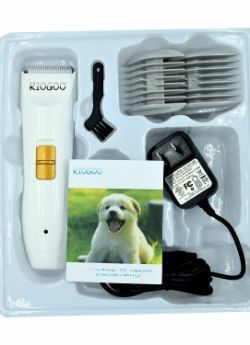 Riogoo Rechargeable Electric Pet Clipper